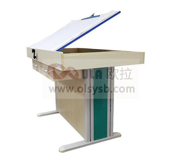 米色多功能制图桌
